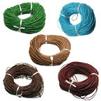 2mm Round Leather Cord