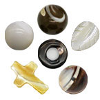 Mother Of Pearl Shell Beads