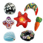 Other Handpainted Porcelain Beads