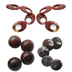 Brecciated Jasper Beads