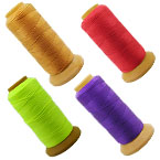 3 folded Beading Thread