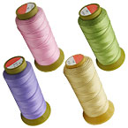 6 folded Beading Thread