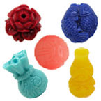 Other Carved Gemstone Beads