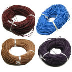 5mm Round Leather Cord