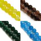 2mm Smooth Round Beads