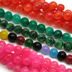 6mm Smooth Round Beads