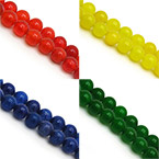 12mm Smooth Round Beads