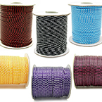 2mm Two-tone Waxed Cord
