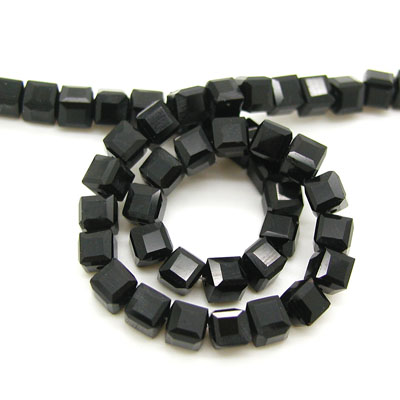 Cube Crystal Beads
