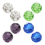 32F Round Crystal Beads