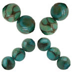 Dragon Blood Jasper Beads