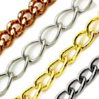 Twisted Oval Chains