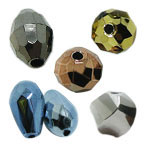 Faceted CCB Beads