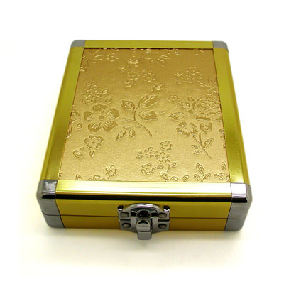 Jewelry Set Aluminium Gift Boxes