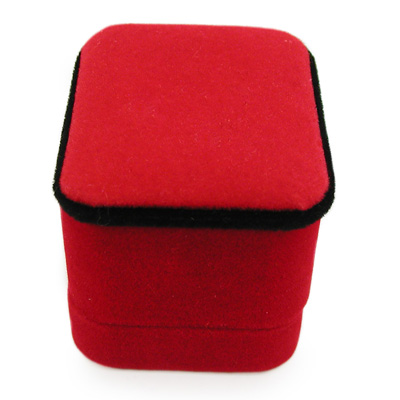 Ring Velveteen Gift Boxes