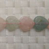 Gemstone morganite beads, Faceted puffy heart, Approx 14x14x6mm, Hole: Approx 1mm, 30 pieces per strand, Sold by strands