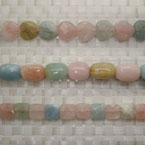 Morganite Beads