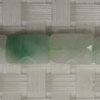 Gemstone jadeite beads, Faceted rectangle, Approx 8x12x5mm, Hole: Approx 1mm, 32 pieces per strand, Sold by strands