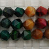 Gemstone Star Cut Beads
