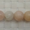 Gemstone peach morganite beads, Smooth round, Approx 10mm, Grade B, Hole: Approx 1mm, 39 pieces per strand, Sold by strands