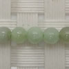Gemstone jadeite beads, Smooth round, Approx 4mm, Hole: Approx 1mm, 95 pieces per strand, Sold by strands