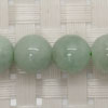 Gemstone jadeite beads, Smooth round, Approx 10mm, Hole: Approx 1mm, 39 pieces per strand, Sold by strands