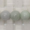 Gemstone jadeite beads, Smooth round, Approx 8mm, Grade B, Hole: Approx 1mm, 50 pieces per strand, Sold by strands