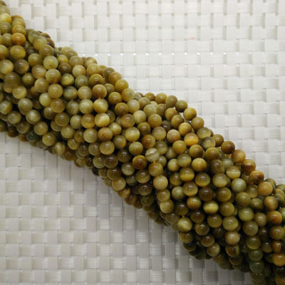Gold Tigereye Beads
