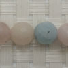 Gemstone morganite beads, Faceted round, Approx 10mm, Hole: Approx 1mm, 39 pieces per strand, Sold by strands