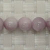 Gemstone kunzite beads, Smooth round, Approx 8mm, Hole: Approx 1mm, 46 pieces per strand, Sold by strands