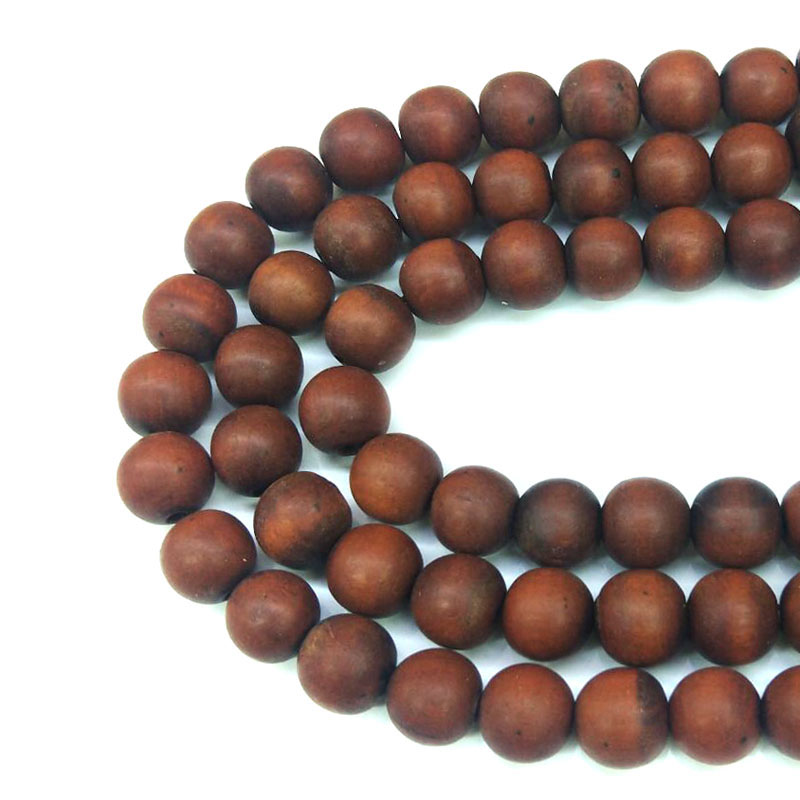 Carved Hardwood Beads, Light Brown, Smooth, Round, Approx 12mm, Hole: Approx 3mm, 33pcs per strand, Sold by strands